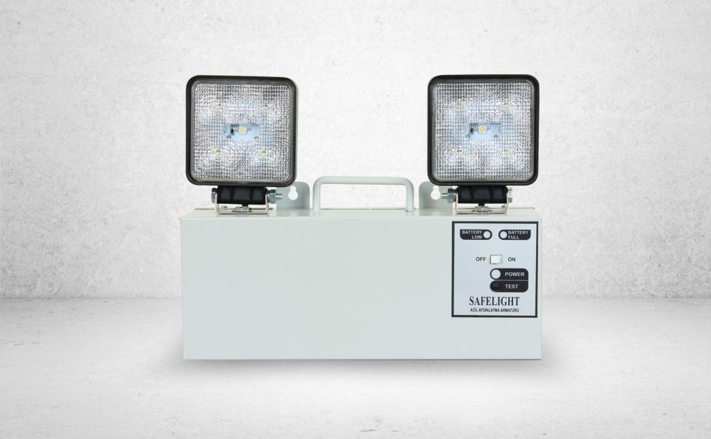 SAFELIGHT - POWER LED