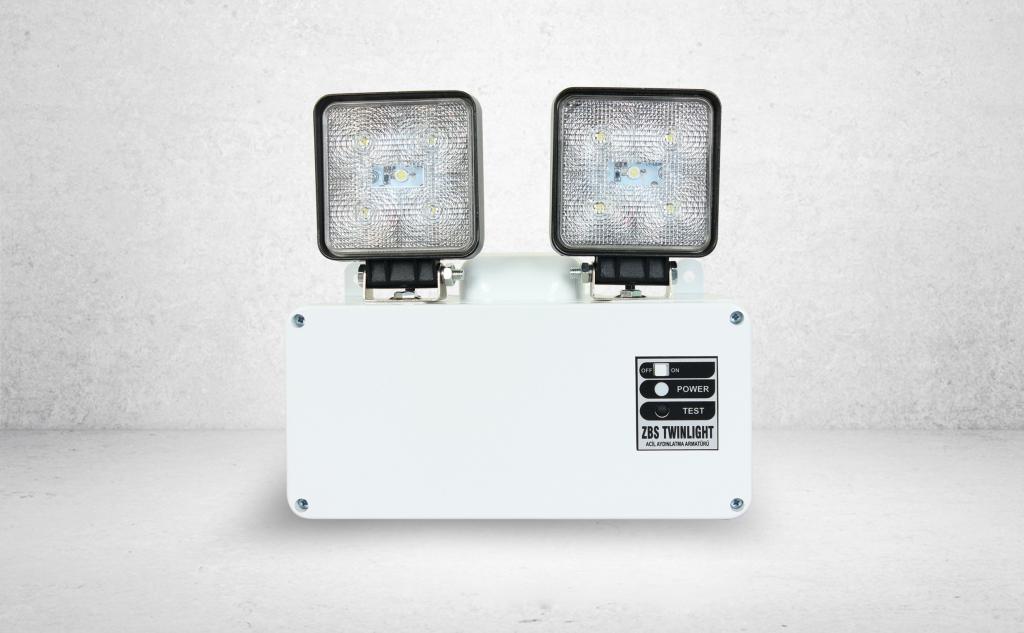 ZBS-TWINLIGHT POWER LED